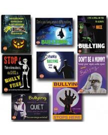 Stop Bullying Halloween Series of 8