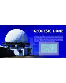 08-CE27644-5 Geodesic Dome