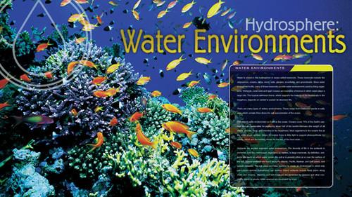 03-PS03-8 Water Environments