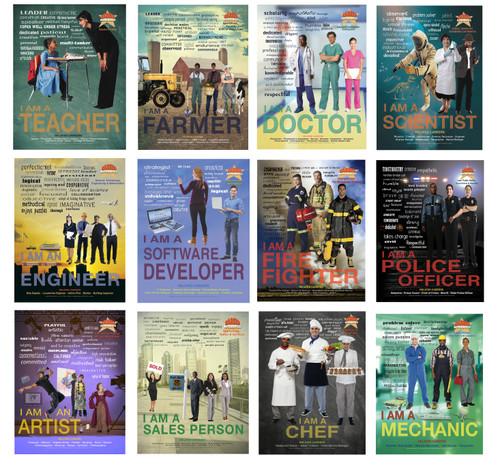Career Attributes Series of 12