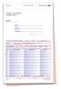 4-Part Special Parts Order Form Custom IMPRINT #SPO-115-4N