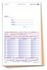 5-Part Special Parts Order Form PLAIN #TOY-115-5NC