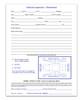 Vehicle Inspection Worksheet Form-#7295