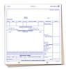 Vehicle Invoice Form #6131-4 Plain