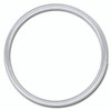 """Standard 7/8"""" Metal Key Ring (#140)"""