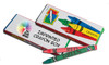 Buckle Up For Safety Coloring Book With Imprinted Crayon Box (Fun Pack) (CBS- #0225-IMP)