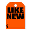 Like New Mirror Hang Tag 8.5 X 11.5 (VT-#280- LN)