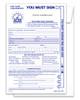 Multi-Option Night Drop Envelope IMPRINTED (Form #NDE-Multi)