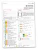 Manufacturer Specific - Toyota Multi-Point Inspection 3 Part Form-#7296-0110 Plain