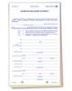 Odometer Disclosure Statements (NO SCREEN) (Form  #ODOM 65-3-Plain)