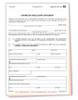 Odometer Disclosure Statement Form (Form #ODOM-CT)