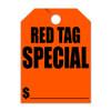 Red Tag Special Mirror Hang Tag 8.5 X 11.5