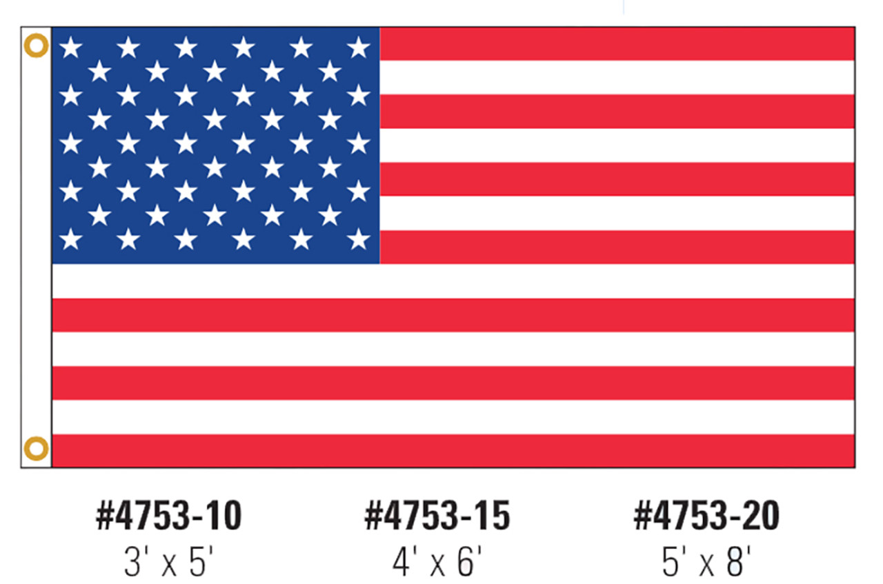 Premium U.S. Flags/ Made in USA