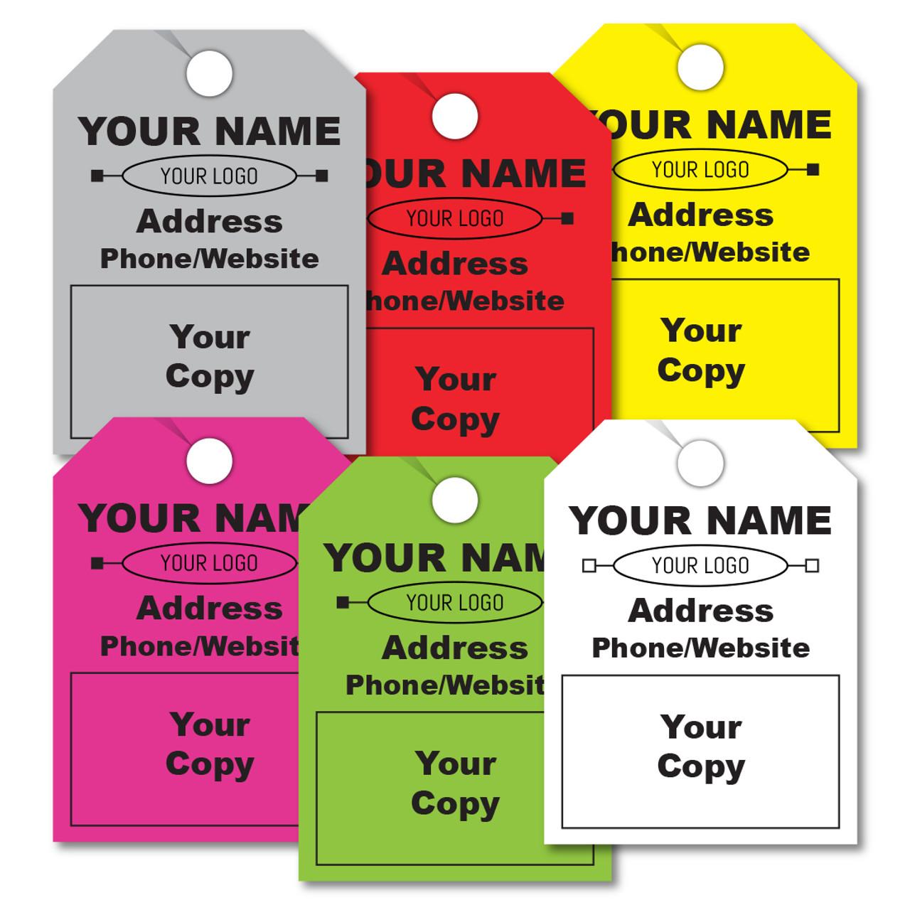 custom hang tags