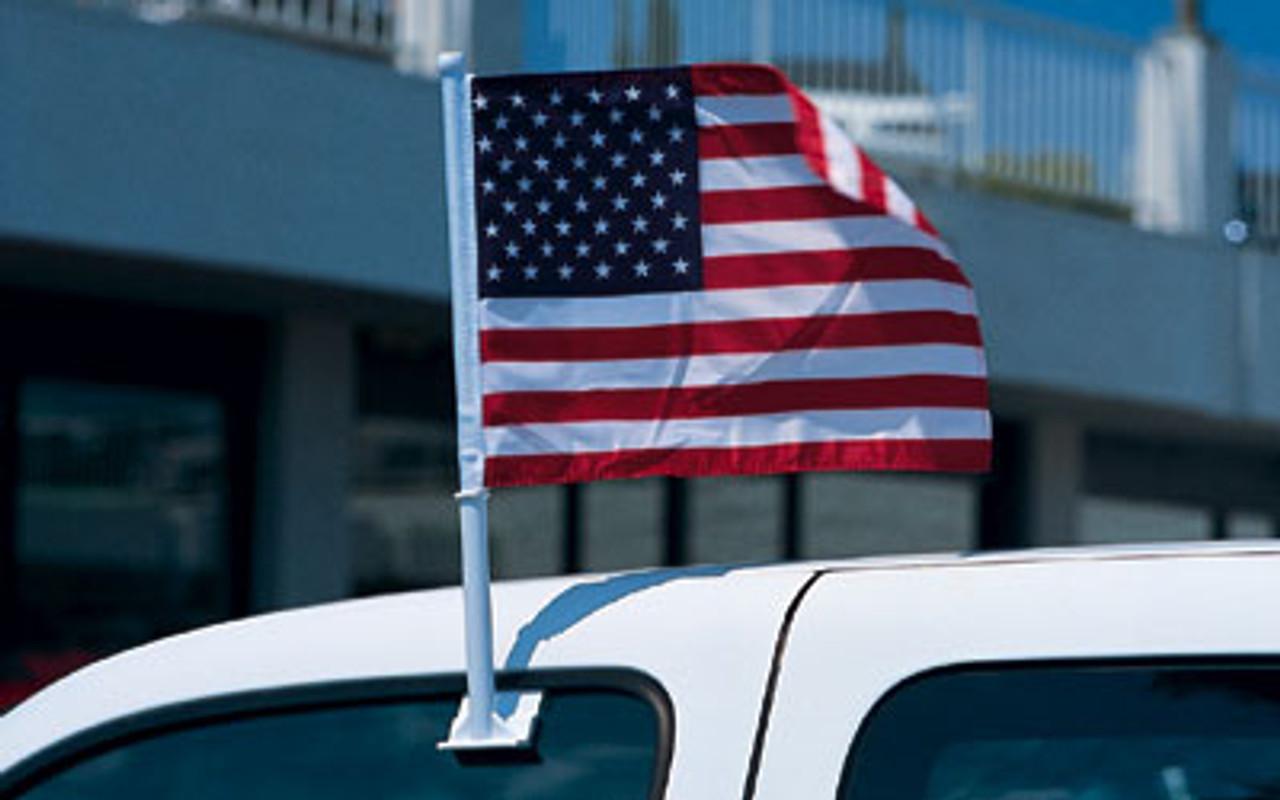 Clip-On US Flag EZ-#415