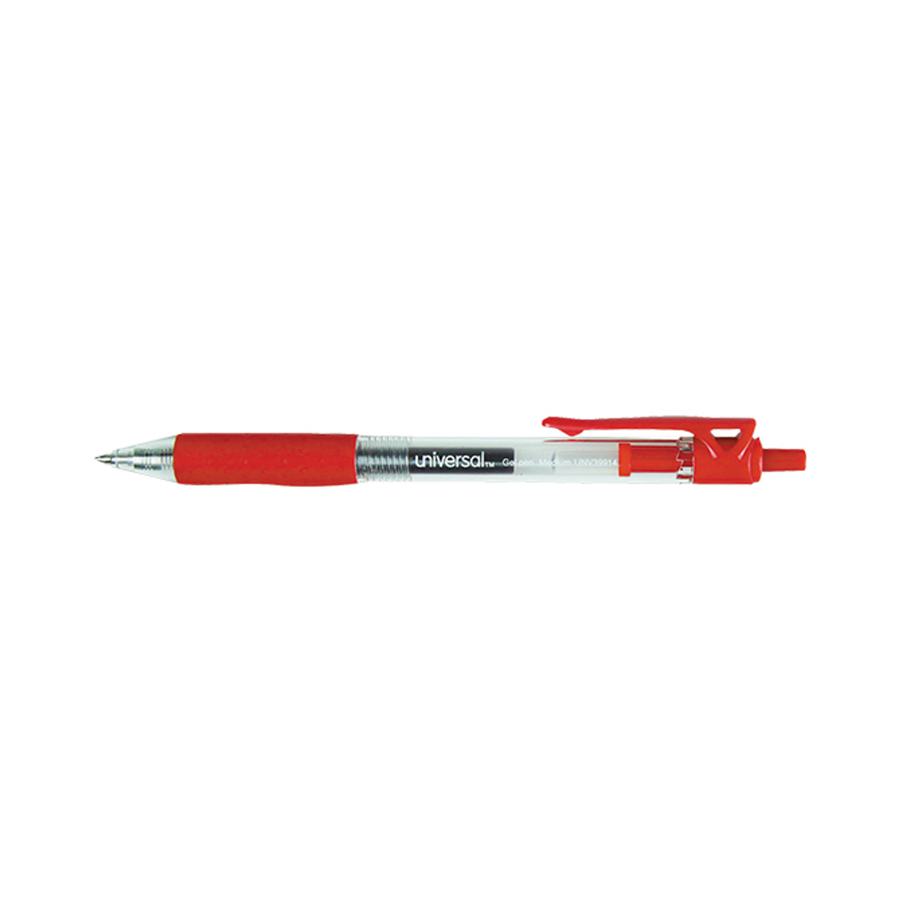 Retactable Gel Pen