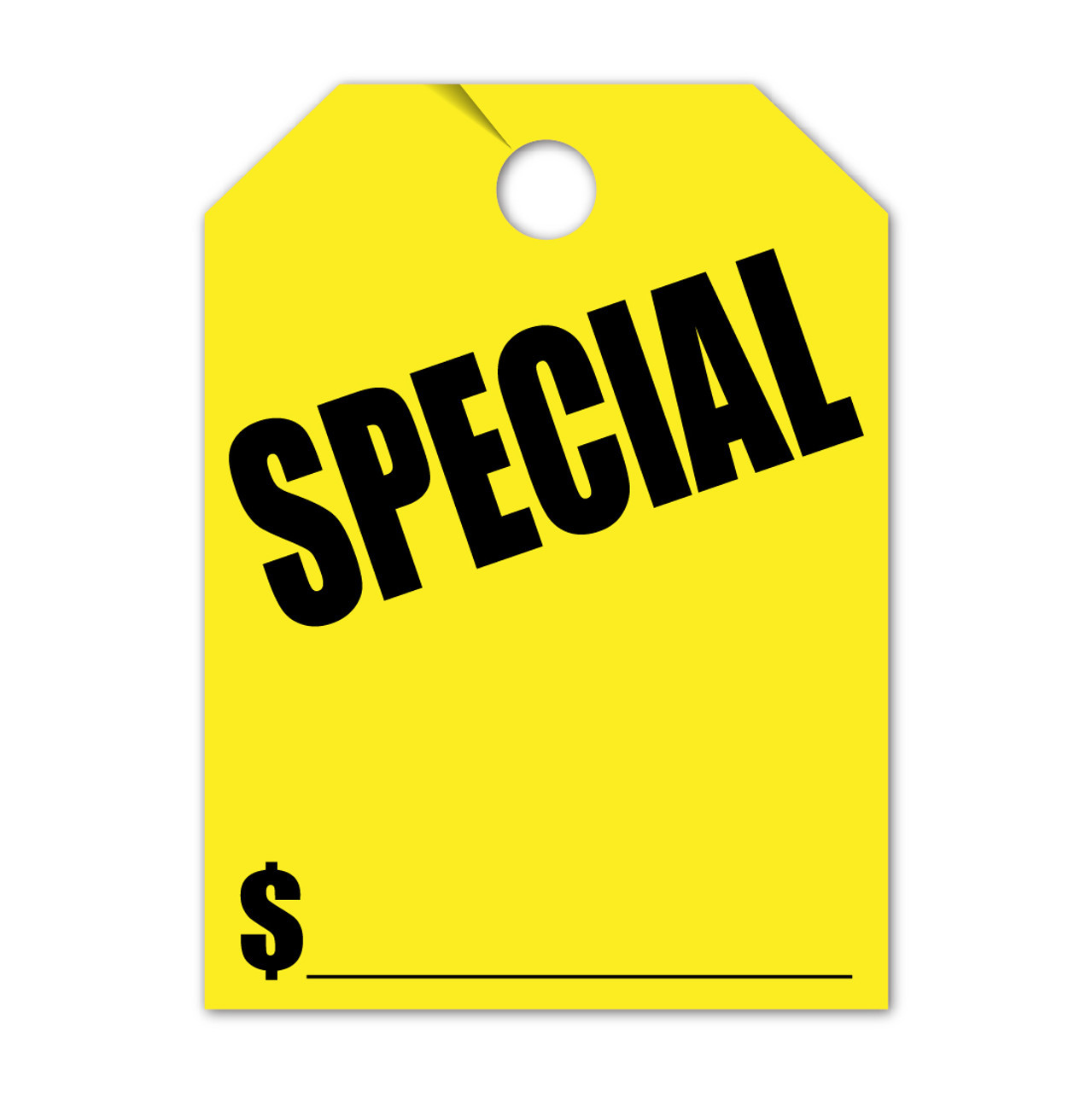Special #290 Fluorescent Yellow