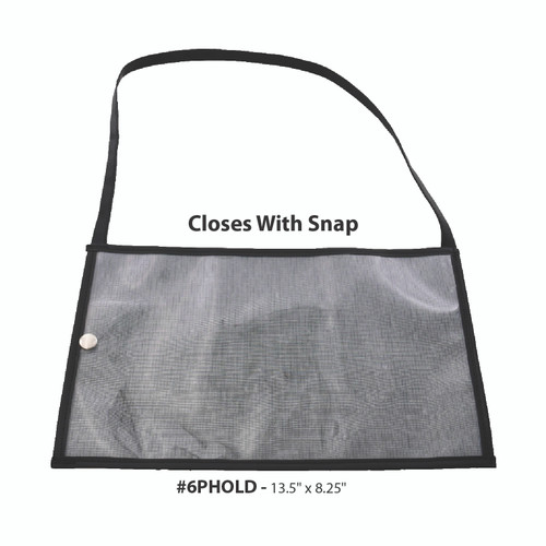 Tag Bag Plate Holder