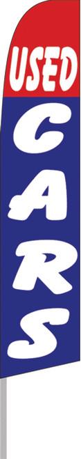 Used Cars Swooper Flag
