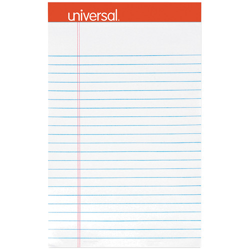 Note Pads - Perforated Ruled Writing Pads