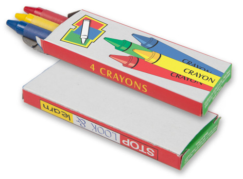 Crayons - Blank