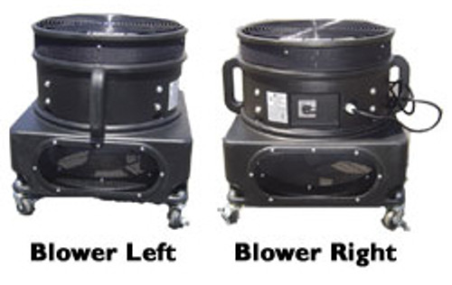 18' Blower / Compressor For Giant Air Inflatables