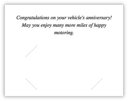 Happy Anniversary Card (With Envelopes)  (CB-HappyAnniversary)