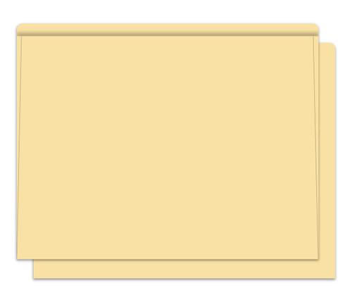 Heavy Duty Plain Deal Jackets (Form #SA1220-HD)