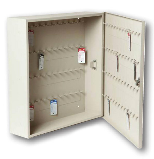 Heavy Duty Key Cabinet 96 Hooks (#7025)