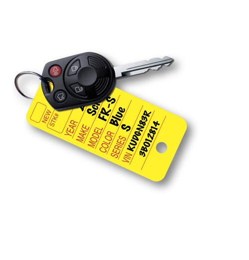 Poly-Tag Key Tags -VT-#250