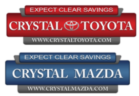 Crystal Auto Mall logo