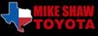 mike shaw toyota logo