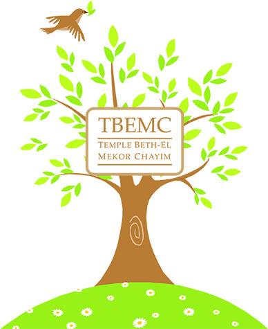 Temple Beth-El Mekor Chayim logo