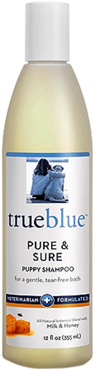 TRUE BLUE PURE PUPPY SHAMPOO 12 OZ