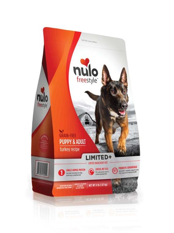 NULO - L.I.D. PUPPY/ADULT  TURKEY 4#