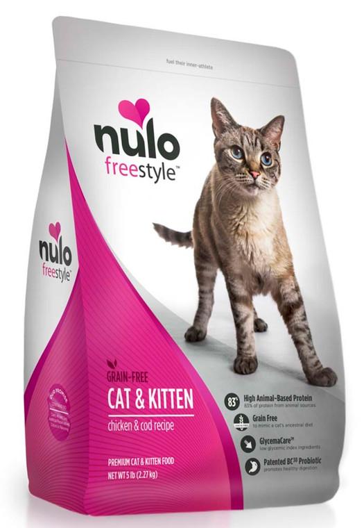 NULO- GF CAT CHKN 5#