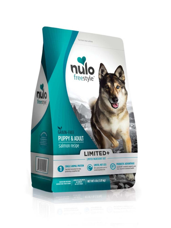 NULO - L.I.D. PUPPY/ADULT SALMON 10#