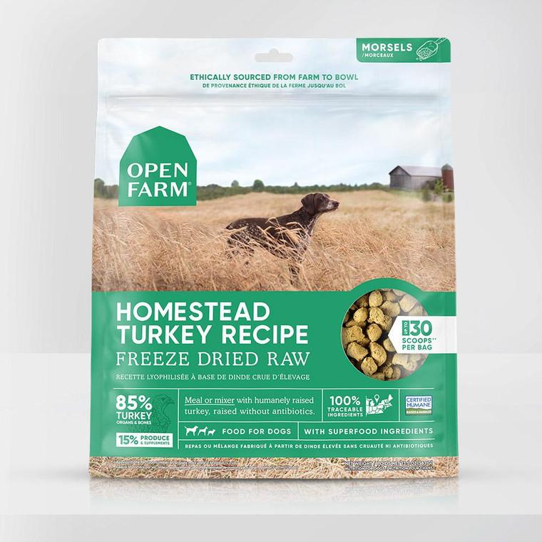 OPEN FARM TURKEY FD 13.5OZ
