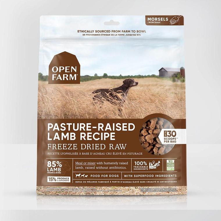 OPEN FARM PASTURE-RAISED LAMB FD 13.5OZ