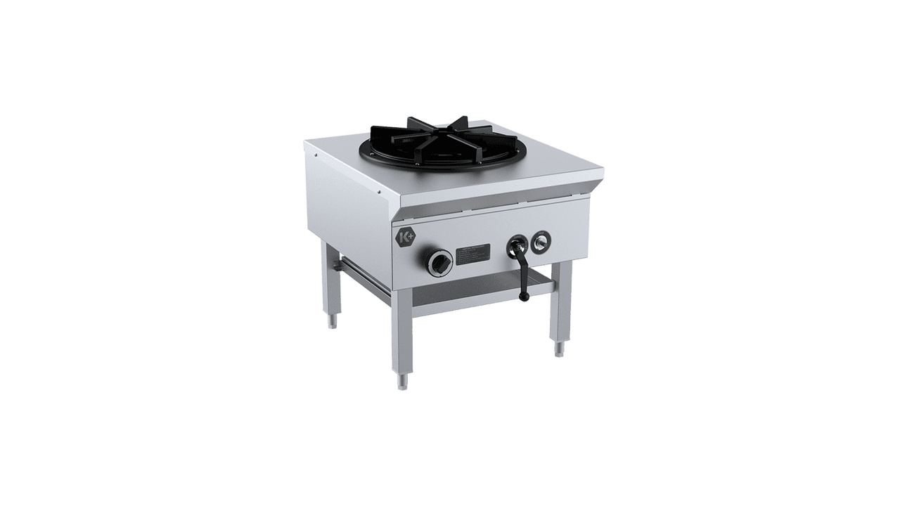B & S CSPK-1 K+ Standalone Stock Pot Cooker