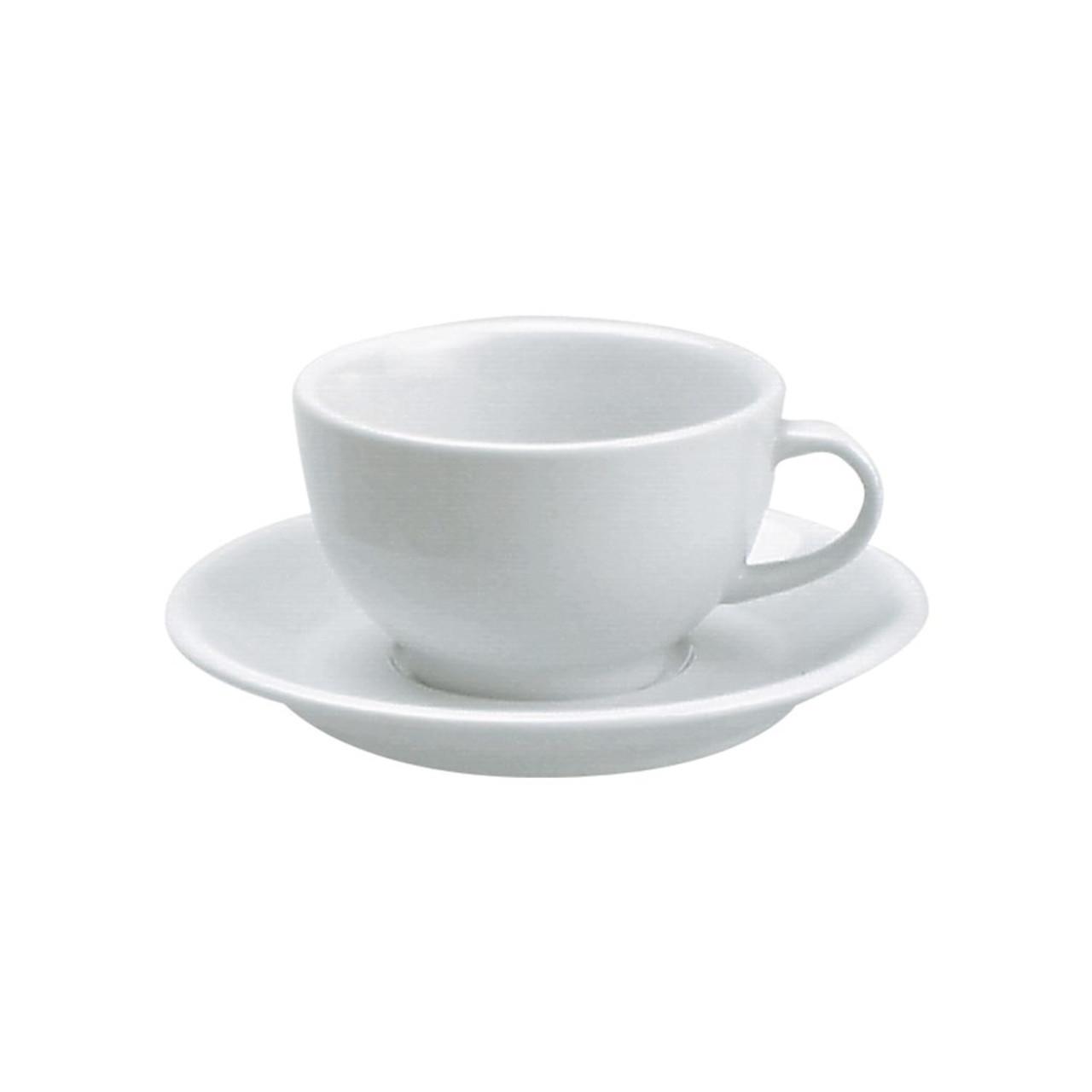 Vitroceram 230ml White Cappucino Cup