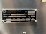 Used Goldstein G236 gas pizza and bake oven