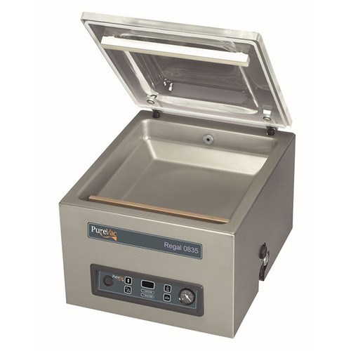 PureVac REGAL0835 Benchtop Vacuum Packaging Machine
