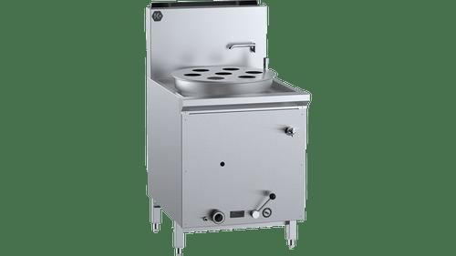 B & S KYCJSF-1 K+ Single Hole Waterless Pot Steamer