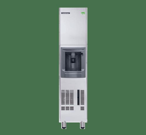 Scotsman DXN 207 AS - 82kg Ice Maker - Cubelet Ice & Water Dispenser