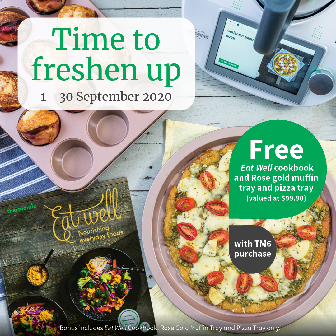 Thermomix TM6 August 2020 Incentive