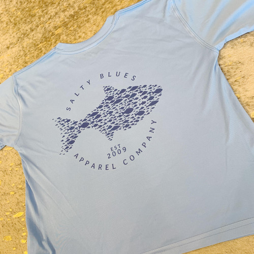 Youth Fish Performance Long Sleeve