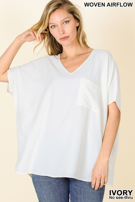 Basic Pocket Tunic