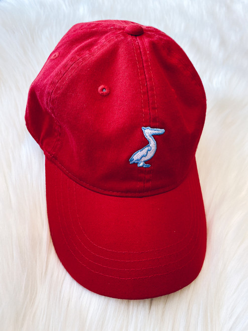 Red Salty Blues Logo Hat