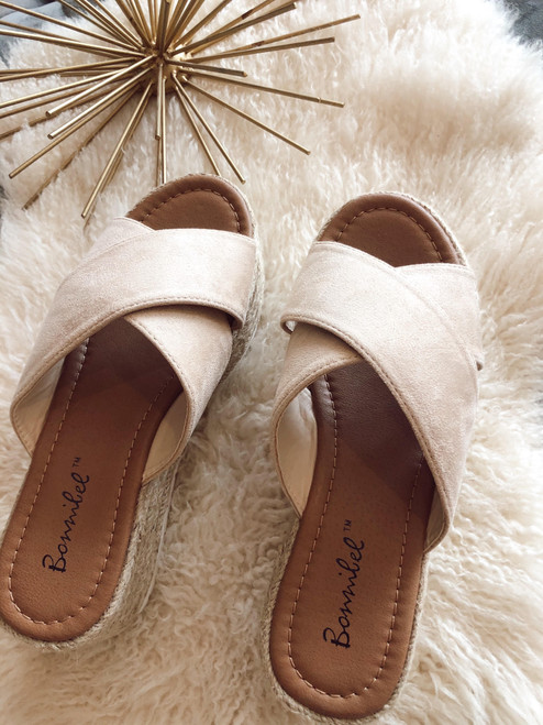 Mocca Wedge